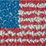 CLA Pill Flag