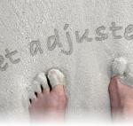 CLA Sand Feet