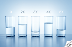 FCLC water glasses